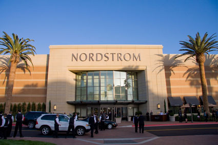 NORDSTROM NOW OPEN